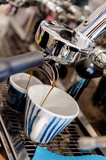 pojízdná kavárna mamacoffee