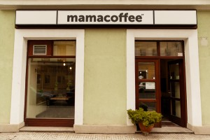 mamacoffee Karlín