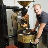 Podcast s Michalem Prasličkou o pražení kávy