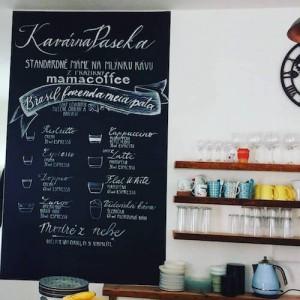 Kavárna Paseka
