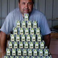 Prodáváme extra panenský olivový olej!
